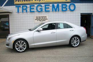 2013 Cadillac ATS AWD V6 Premium Bentleyville, Pennsylvania 38