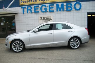 2013 Cadillac ATS AWD V6 Premium Bentleyville, Pennsylvania 40