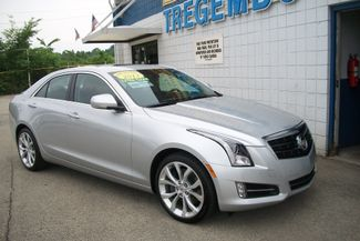 2013 Cadillac ATS AWD V6 Premium Bentleyville, Pennsylvania 36
