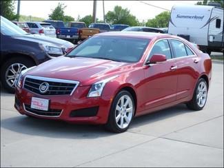 2013 Cadillac ATS Luxury AWD 321HP VVT V6 NAV/CUE in  Iowa
