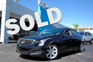 2013 Cadillac ATS Hialeah, Florida