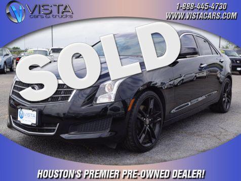 2013 Cadillac ATS Luxury in Houston, Texas