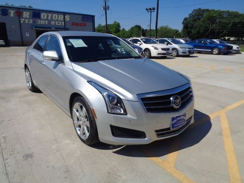 2013 Cadillac ATS Luxury in Houston