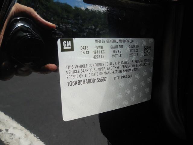 2013 Cadillac ATS Luxury Leesburg, Virginia 29