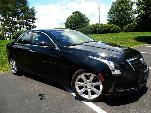 2013 Cadillac ATS Luxury Leesburg, Virginia 0
