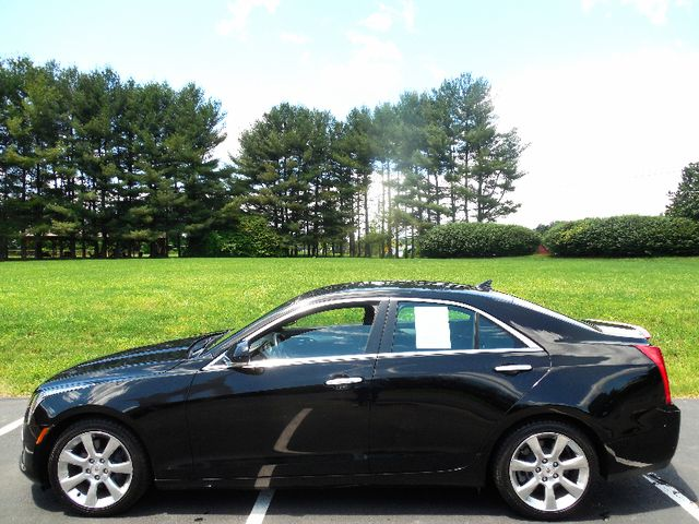 2013 Cadillac ATS Luxury Leesburg, Virginia 4