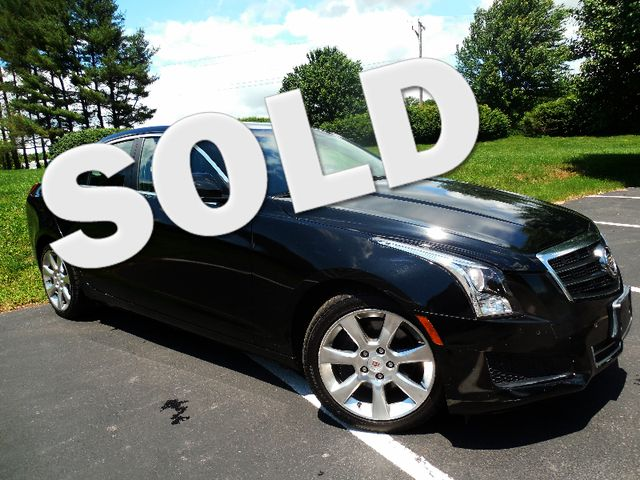 2013 Cadillac ATS Luxury Leesburg, Virginia 0
