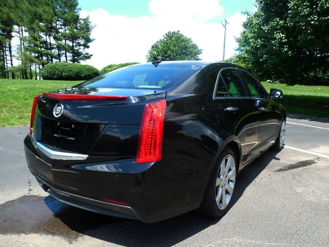 2013 Cadillac ATS Luxury Leesburg, Virginia 3