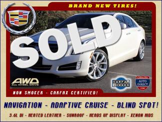 2013 Cadillac ATS Premium Luxury AWD - NAVIGATION-NEW TIRES! Mooresville , NC