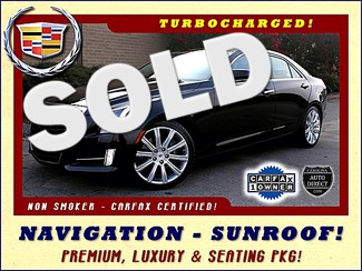 2013 Cadillac ATS Premium RWD - NAVIGATION - SUNROOF! Mooresville , NC
