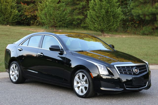 2013 Cadillac ATS Mooresville, North Carolina 0
