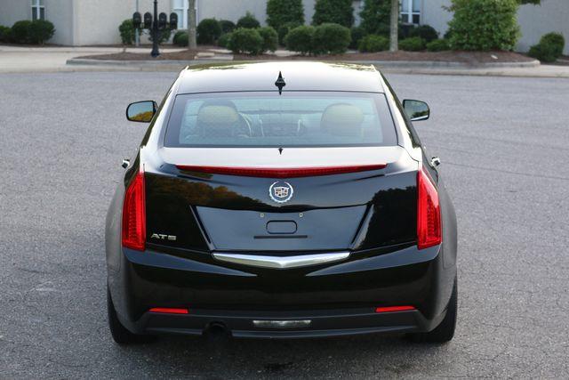 2013 Cadillac ATS Mooresville, North Carolina 4