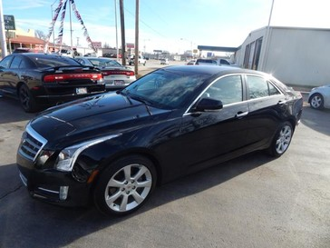 2013 Cadillac ATS Performance in