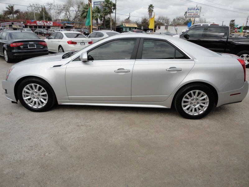2013 Cadillac CTS Sedan Luxury  Brownsville TX  English Motors  in Brownsville, TX