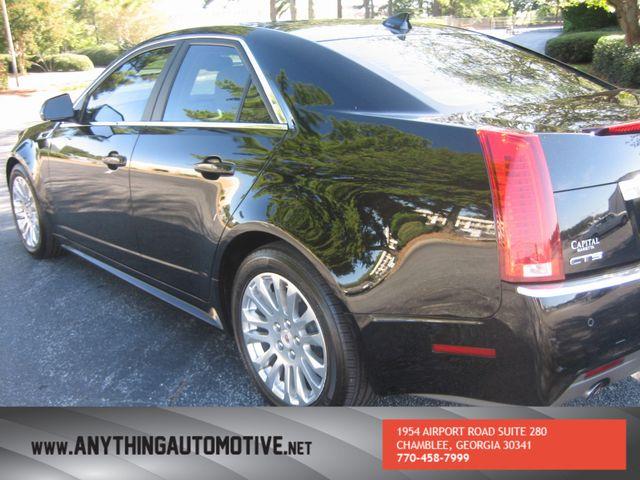 2013 Cadillac CTS Sedan Premium Chamblee, Georgia 11