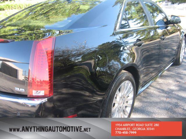 2013 Cadillac CTS Sedan Premium Chamblee, Georgia 16