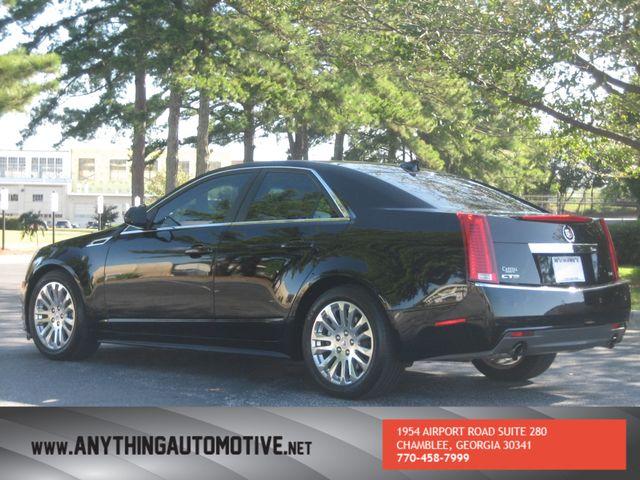2013 Cadillac CTS Sedan Premium Chamblee, Georgia 2