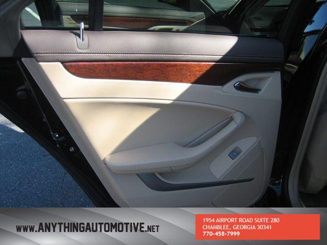 2013 Cadillac CTS Sedan Premium Chamblee, Georgia 22