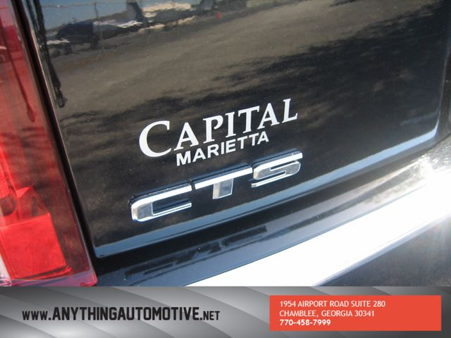 2013 Cadillac CTS Sedan Premium Chamblee, Georgia 28