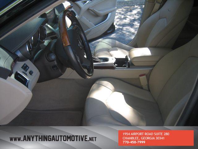 2013 Cadillac CTS Sedan Premium Chamblee, Georgia 33