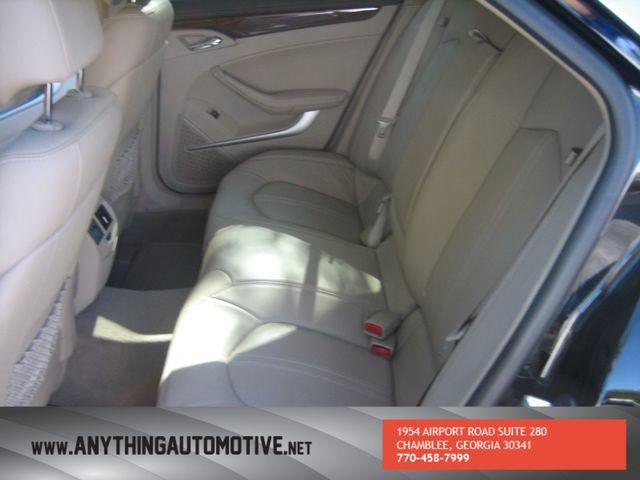 2013 Cadillac CTS Sedan Premium Chamblee, Georgia 35