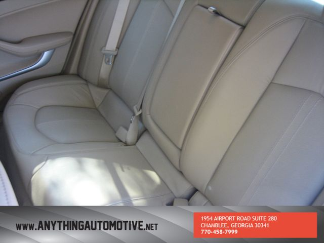 2013 Cadillac CTS Sedan Premium Chamblee, Georgia 36