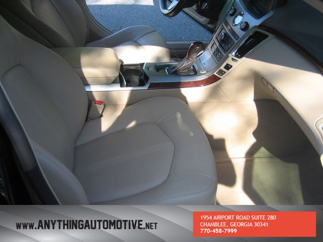 2013 Cadillac CTS Sedan Premium Chamblee, Georgia 38