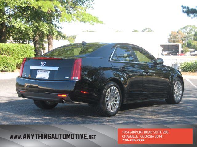 2013 Cadillac CTS Sedan Premium Chamblee, Georgia 4