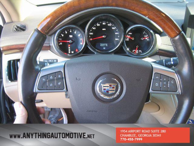 2013 Cadillac CTS Sedan Premium Chamblee, Georgia 42