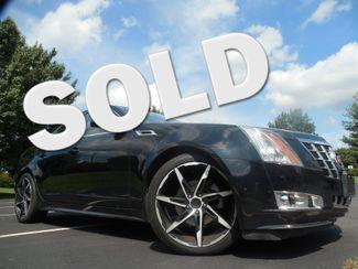 2013 Cadillac CTS Sedan Premium Leesburg, Virginia