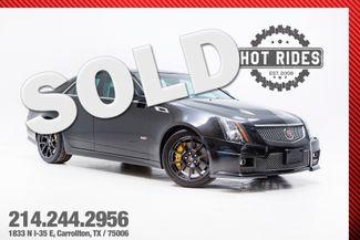 2013 Cadillac CTS-V Sedan | Carrollton, TX | Texas Hot Rides in Carrollton