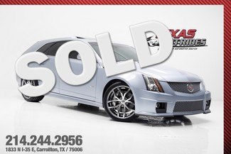 2013 Cadillac CTS-V Wagon In Glacier Blue Metallic in Carrollton