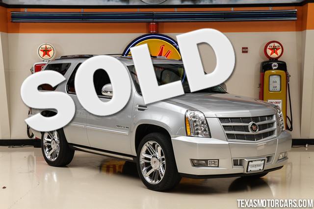 2013 Cadillac Escalade Premium This clean Carfax 2013 Cadilla Escalade Premium is in great shape w