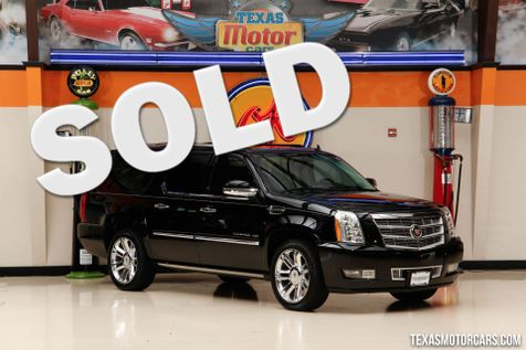 2013 Cadillac Escalade ESV Platinum Edition in Addison