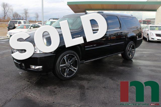 2013 Cadillac Escalade ESV Premium   Granite City, Illinois   MasterCars Company Inc. in Granite City Illinois