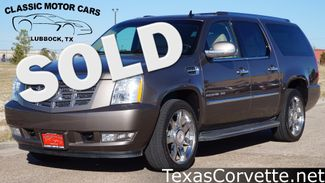 2013 Cadillac Escalade ESV in Lubbock Texas