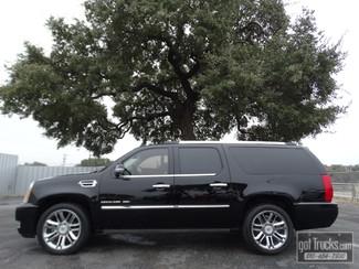 2013 Cadillac Escalade ESV AWD Platinum Edition in San Antonio Texas