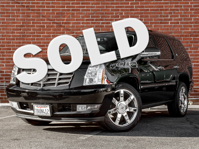 2013 Cadillac Escalade Hybrid Burbank, CA 0