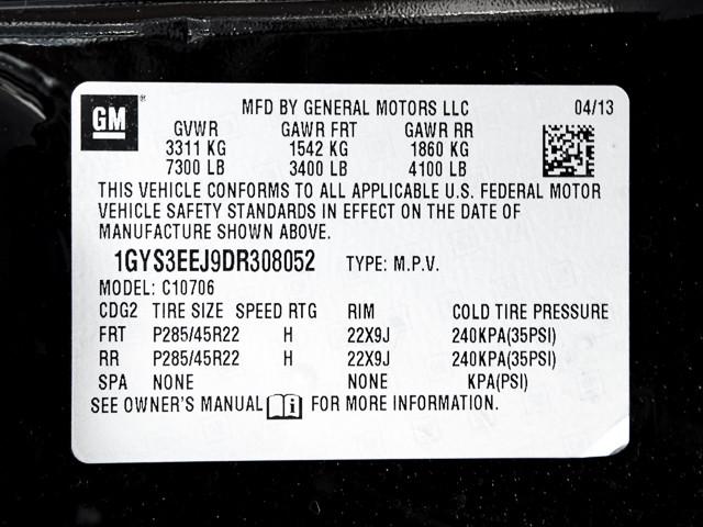 2013 Cadillac Escalade Hybrid Burbank, CA 29
