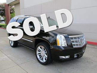 2013 Cadillac Escalade Platinum Edition Plano, Texas
