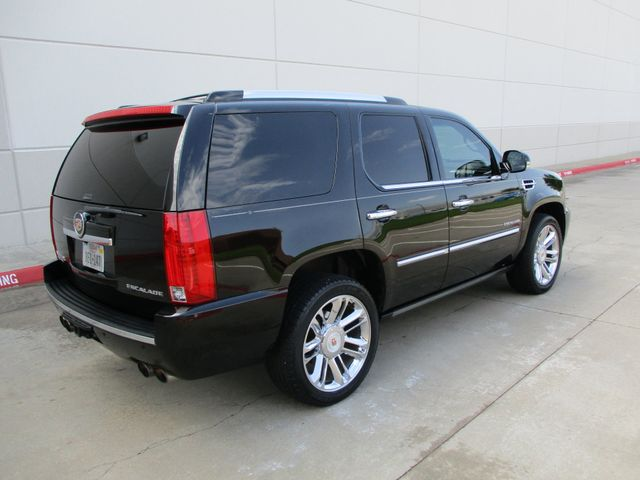 2013 Cadillac Escalade Platinum Edition Plano, Texas 2