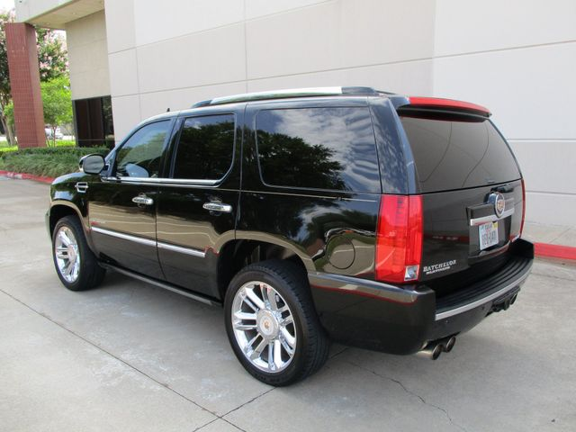 2013 Cadillac Escalade Platinum Edition Plano, Texas 8