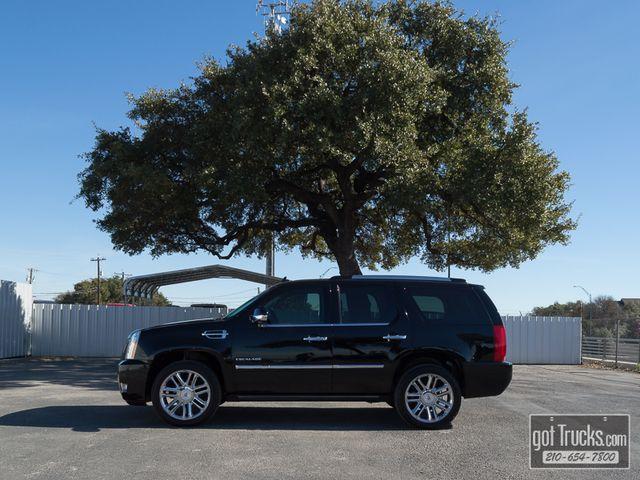 2013 Cadillac Escalade Platinum Edition 6.2L V8 4X4 | American Auto Brokers San Antonio, TX in San Antonio Texas