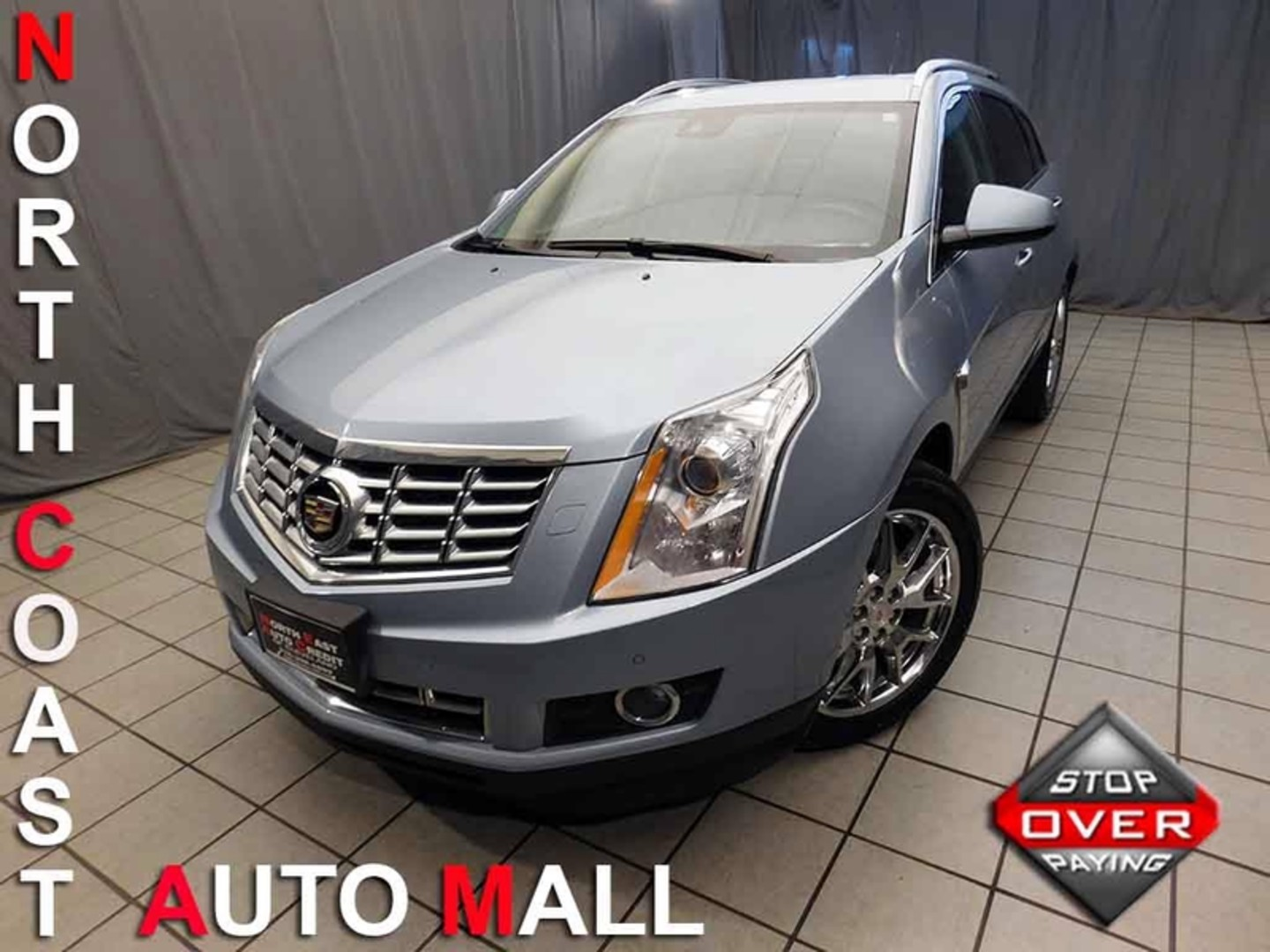 2013 cadillac srx performance collection city ohio north east auto credit. Black Bedroom Furniture Sets. Home Design Ideas