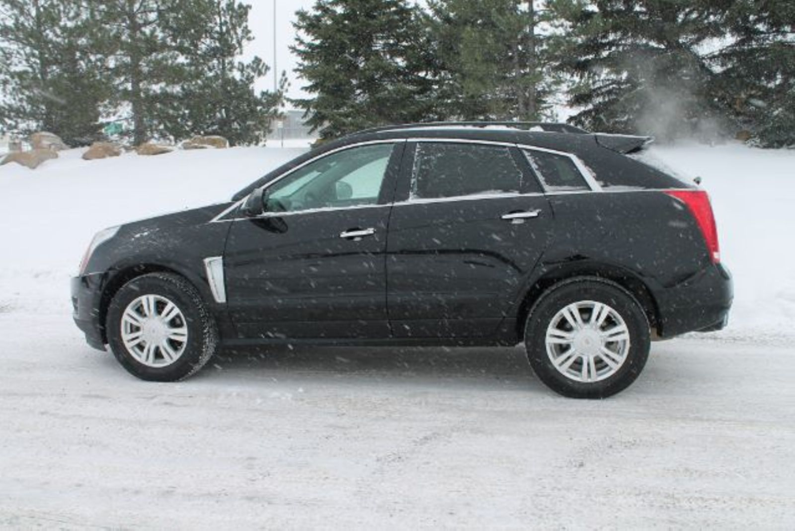 at cadillac premium group details milford in premier srx automotive oh sale for inventory collection