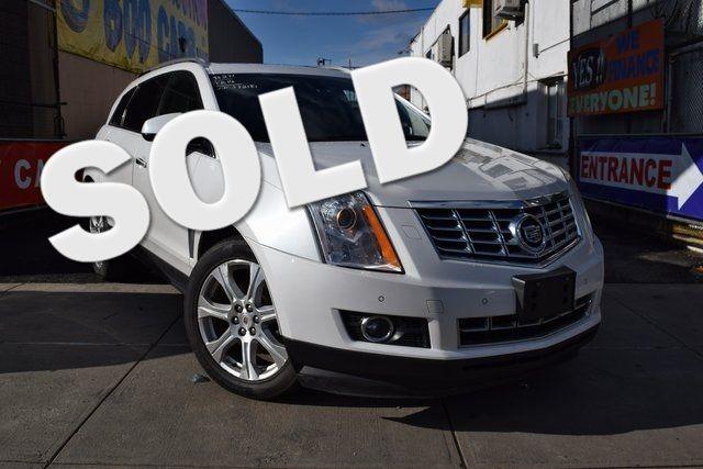 2013 Cadillac SRX Performance Collection Richmond Hill, New York 0