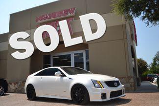 2013 Cadillac V-Series Low Miles CTS-V | Arlington, Texas | McAndrew Motors in Arlington, TX Texas