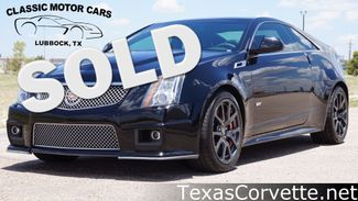 2013 Cadillac V-Series in Lubbock Texas