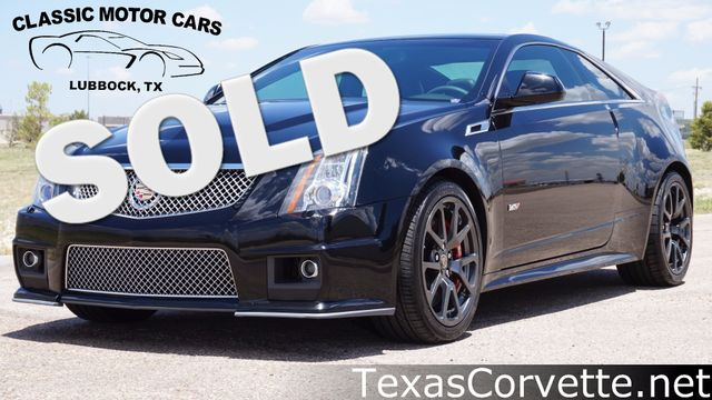 2013 Cadillac V-Series    Lubbock, Texas   Classic Motor Cars