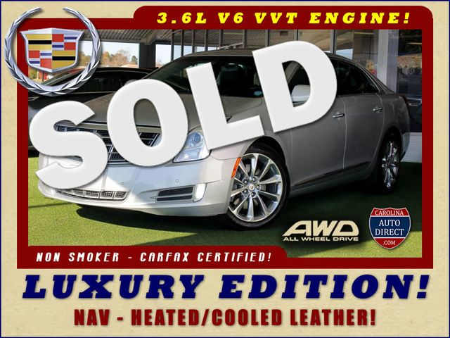 2013 Cadillac XTS Professional Luxury AWD - NAVIGATION - HEATED/COOLED LEATHER! Mooresville , NC 0
